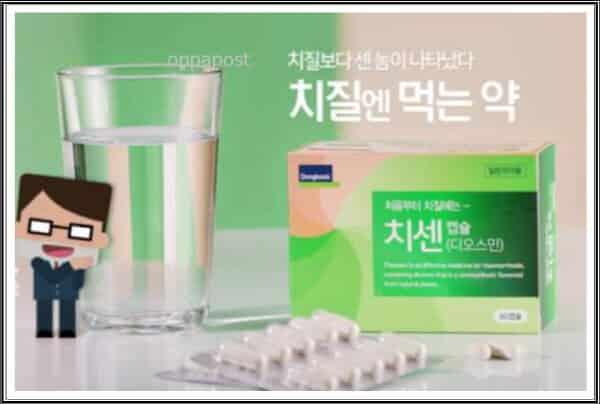 치센-성분